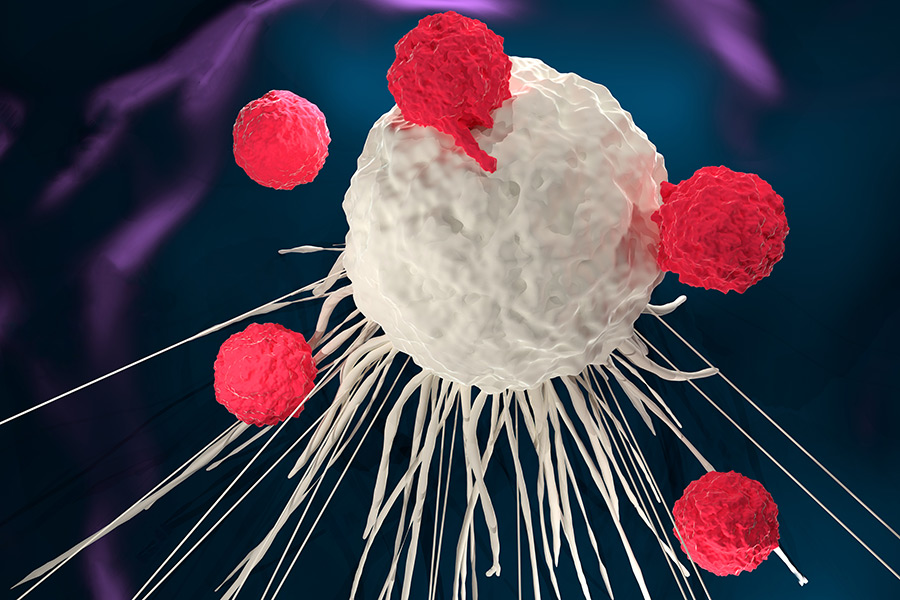 CAR T Cell illustration