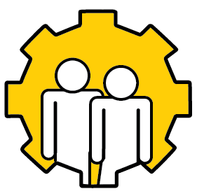Population research core icon